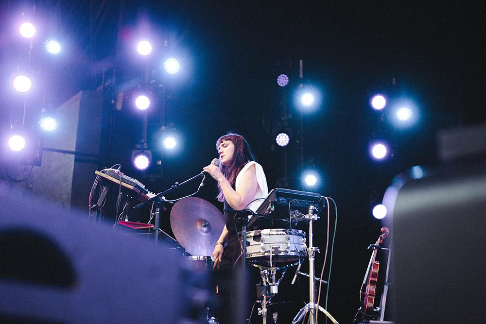 Yvonne Yuen, EMILY WELLS, Celebrate Brooklyn, BRIC