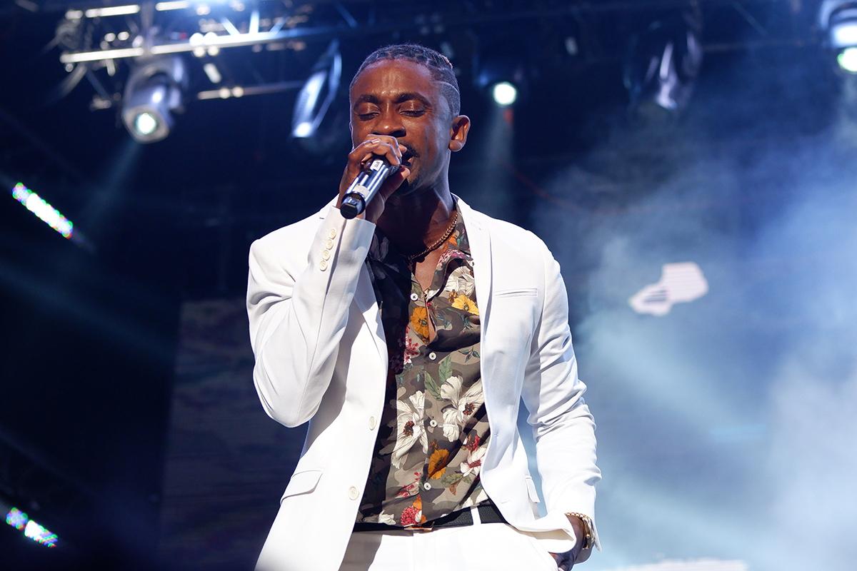 Christopher Martin reggae sumfest
