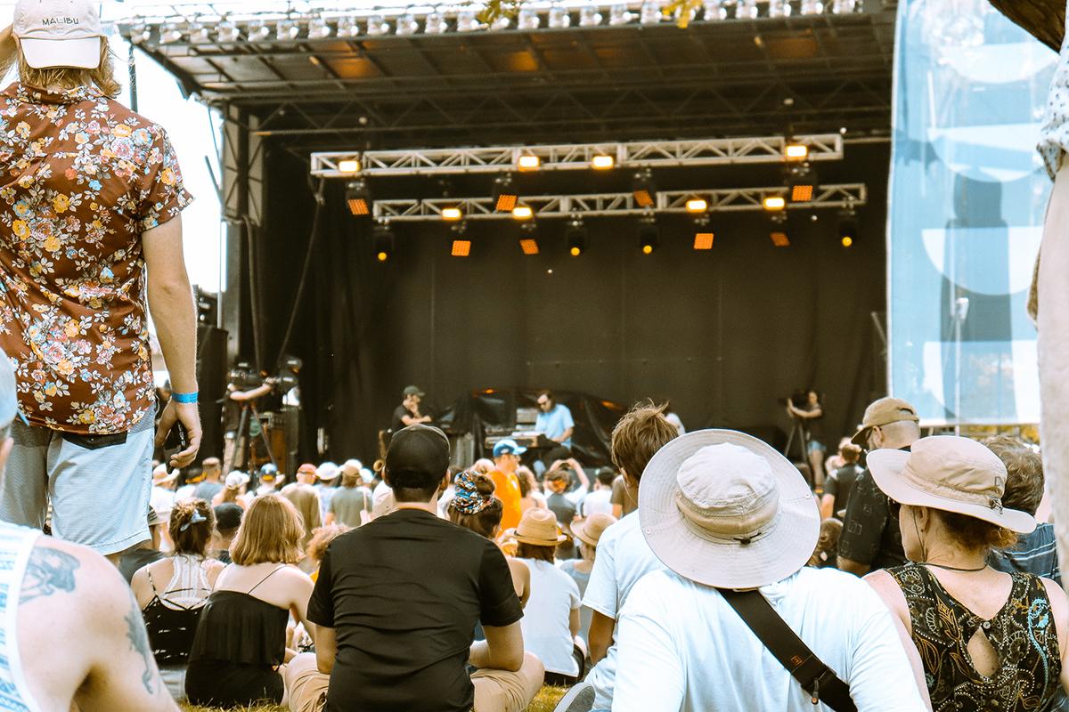pitchfork festival by manny diaz
