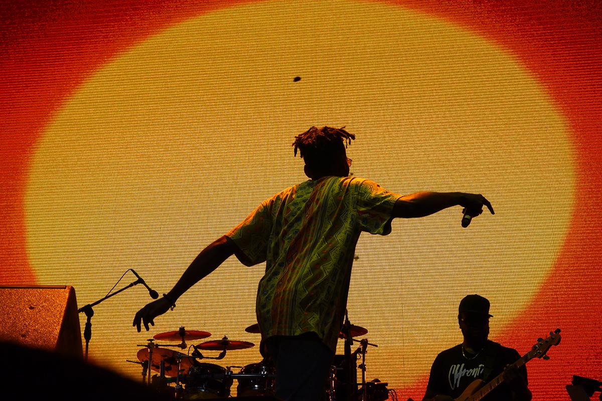 Mr Eazi Reggae Sumfest