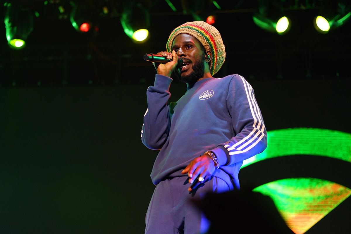 Chronixx Reggae Sumfest