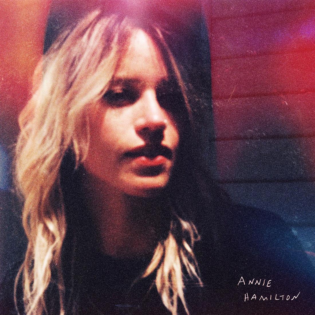 cover Annie Hamilton - Annie Hamilton EP